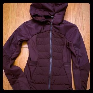 Lulu fall jacket